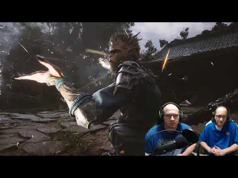 (New) We need this now! reacting to black myth: wukong official 13 minutes of gameplay trailer!