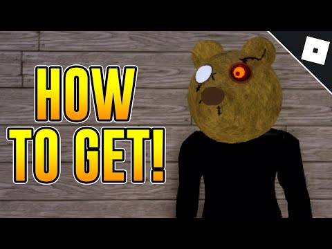 (HD) How to get the mr. stitchy skin in piggy | roblox