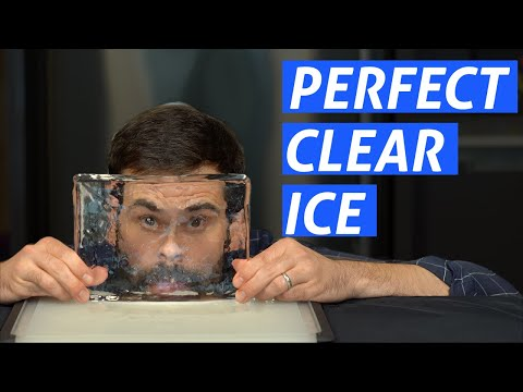 (New) Advanced techniques - how to make clear ice