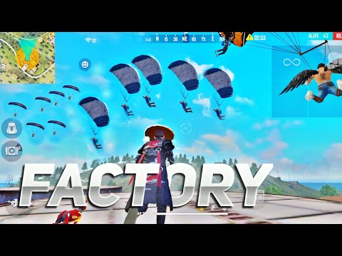 (New) Factory gameplay ❤️ #freefire