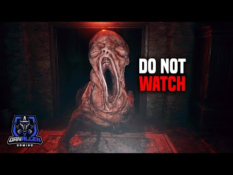(New) Resident evil 8 village - the scariest creature in video game history