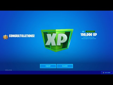 (New) Rank up fast in fortnite! (xp)