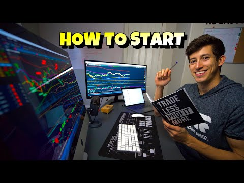 (New) A new day trading strategy for beginners