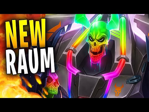 (New) New raum is nearly perfect! - paladins