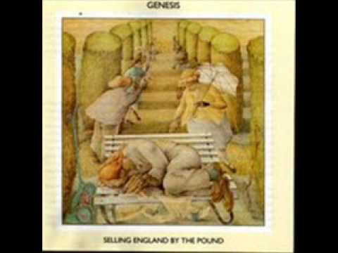 (New) The battle of epping forest- selling england by the pound -genesis (cc) subtitulada al español