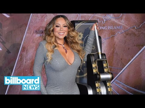 (VFHD Online) Mariah talks all i want for christmas is you e topping the hot 100 - watch! | billboard news