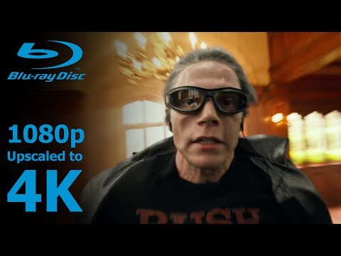 (New) X-men: apocalypse - quicksilver saves all...but one
