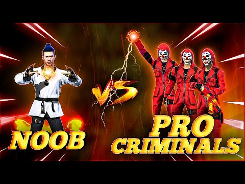 (New) Pro criminals challenged me आजा adam 1 vs 3 criminal में !!