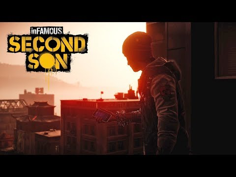 (New) Infamous: second son - full game - (2k) - no commentary