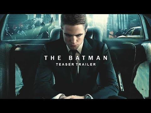 (New) The batman (2021) teaser trailer concept - robert pattinson, matt reeves dc movie