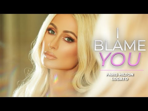 (New) Paris hiltons latest single i blame you