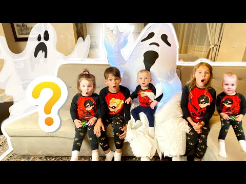 (Ver Filmes) Five kids ghost adventures + more childrens videos and songs