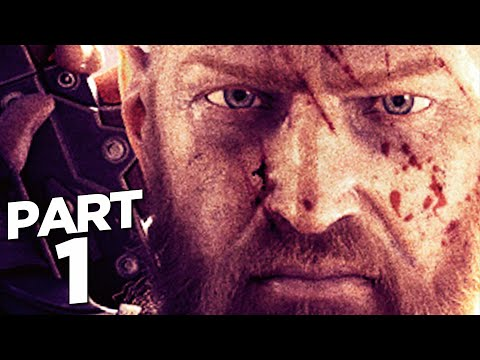 (New) Outriders ps5 walkthrough gameplay part 1 - prologue (full game)