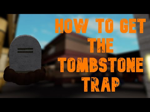(HD) Roblox piggy halloween event - how to get the tombstone trap