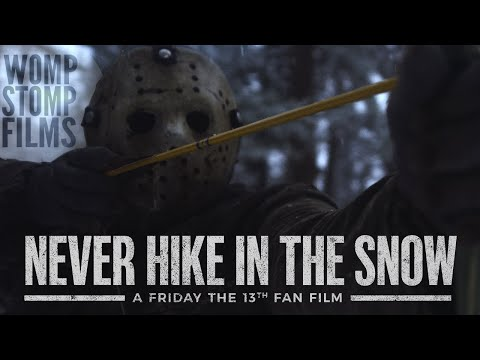 (Ver Filmes) Never hike in the snow: a friday the 13th fan film   full movie   (2020) 4k