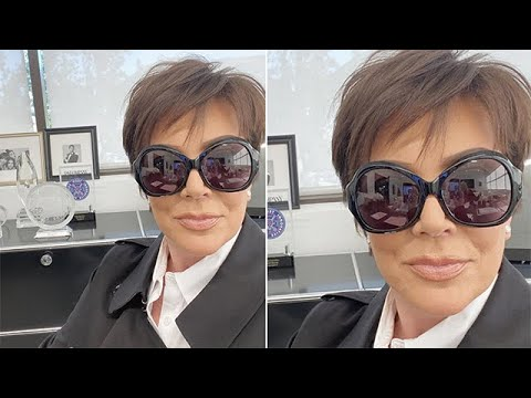 (New) Kris jenner reveals why the famous family decided to end kuwtk