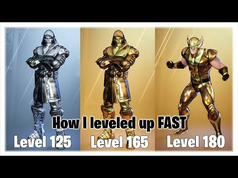 (HD) How to level up fast in season 4, fortnite chapter 2 season 4 best sources of experience xp
