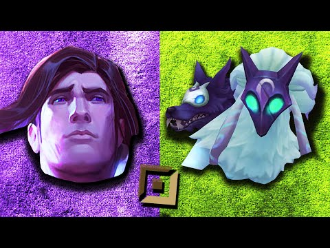 (New) How a kindred adc reached challenger