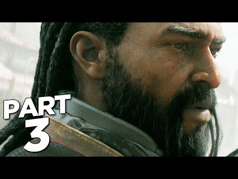 (New) Outriders ps5 walkthrough gameplay part 3 - trickster (full game)
