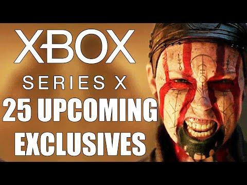 (New) 25 upcoming big xbox series x | s console exclusives of 2021 and beyond
