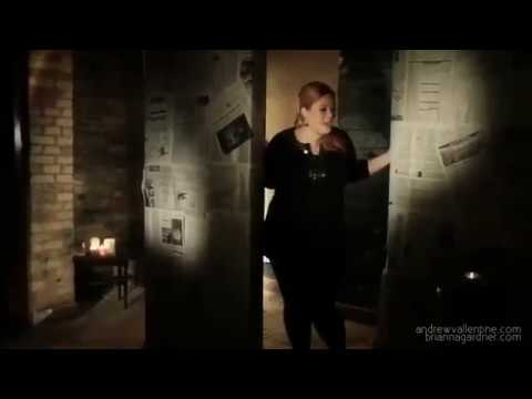 (New) Adele - set fire to the rain official video