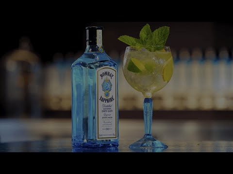 (HD) The laverstoke - bombay sapphire cocktail