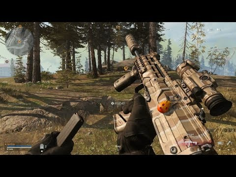 (New) Call of duty modern warfare: warzone battle royale solo gameplay (no commentary)