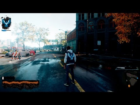 (New) Infamous second son | ps4 pro 60 fps gameplay