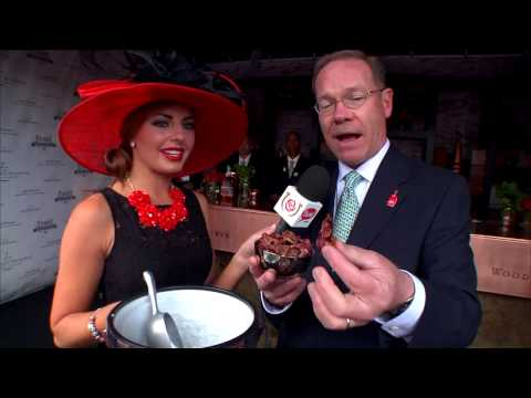 (HD) Kentucky derby 140 - making of mint julep