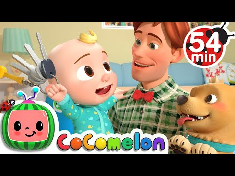 (VFHD Online) Pretend play song + more nursery rhymes e kids songs - cocomelon
