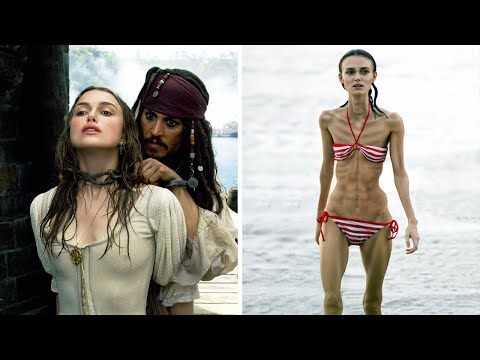 (New) Pirates of the caribbean cast: then and now (2003 vs 2020)