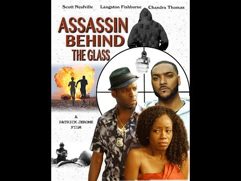 (HD) Assassin behind the glass trailer