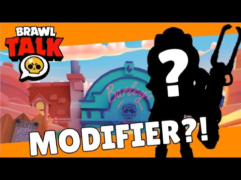 (New) Brawl talk concept: new brawler! new skins! pins rework?! modifier?! and more!