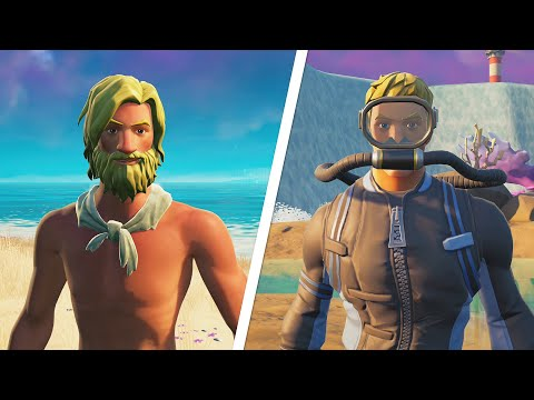 (New) Talk to the joneses all locations - fortnite (spire challenges)
