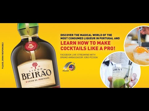 (New) Make cocktails with licor beirao