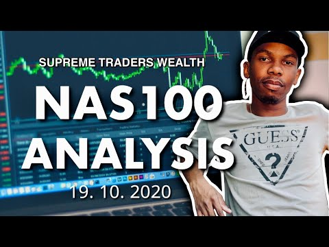 (New) Triple your account with this nas100 setup now!!! (19.10.2020 strategy + breakdown)