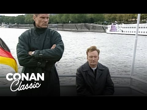 (New) Conans trip to germany - late night with conan obrien