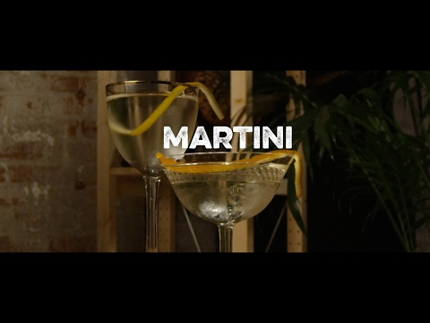 (HD) Martini   how to drink