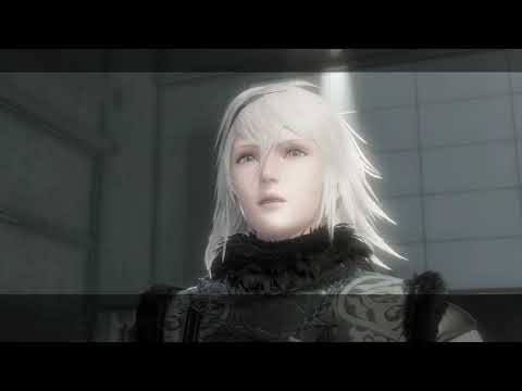 (New) Nier: replicant - weiss sacrifices himself
