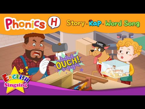 (VFHD Online) Phonics h collection - alphabet bundle - educational video for kids