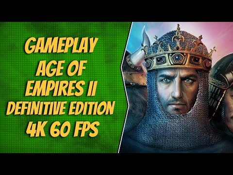 (New) Age of empires ii: definitive edition - gameplay from e3 2019 [4k 60fps]
