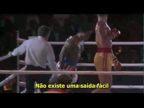 (New) Robert tepper - no easy way out legendado traduzido rocky iv