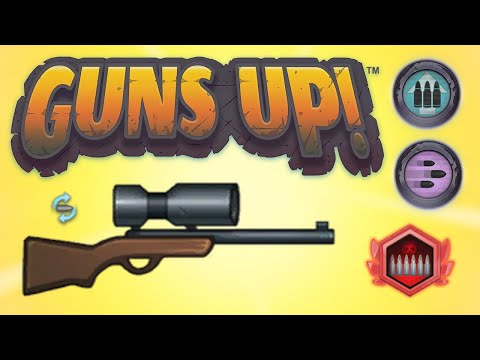 (New) Guns up! - sniper highest rate of fire in the game!