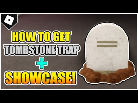 (HD) How to unlock tombstone traps + showcase in piggy! (halloween spooky hunt event) [roblox]