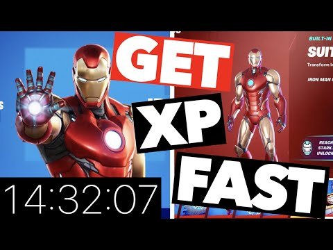 (New) How to level up fast in fortnite chapter 2 season 4 best route *op*   fortnite how to level up fast
