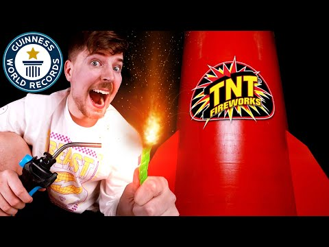 (New) I bought the worlds largest firework ($600,000)