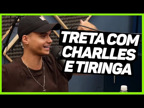 (New) Os vídeos do charlles e tiringa são fakes? - new york treta