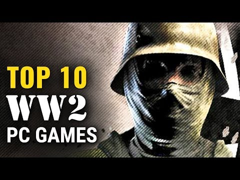 (New) Top 10 world war 2 pc games of 2010-2019 (fps, rts)   whatoplay