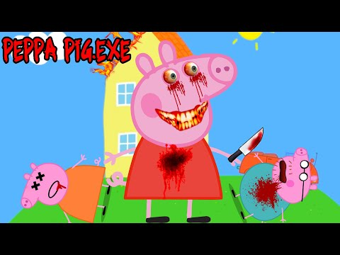 (New) Scary peppa pig.exe videos