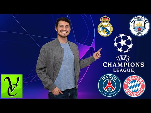 (New) Reacting to my champions league round of 16 predictions! (2020-21)